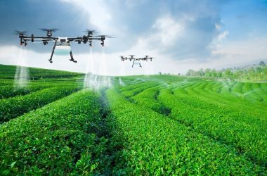 drones in agriculture and farming