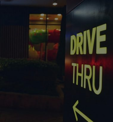 Automated Authentication for Drive Thrus