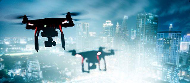 other uses ai drones folio3
