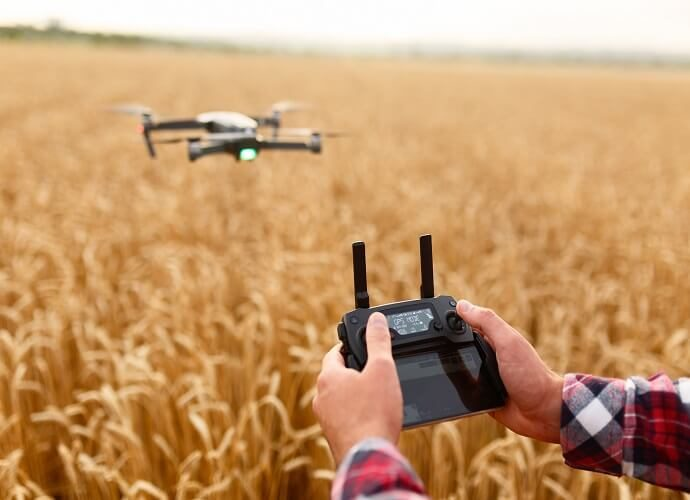 Agriculture Drone Software